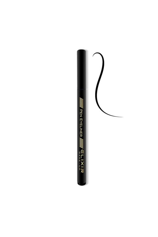 elixir eyeliner black close