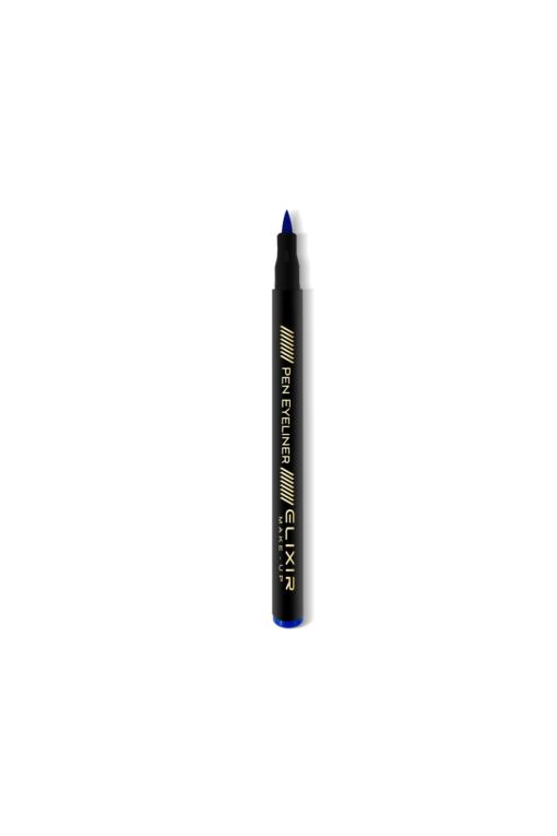 elixir eyeliner blue open