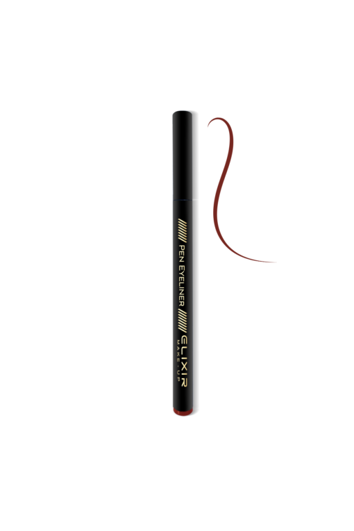 elixir eyeliner red close